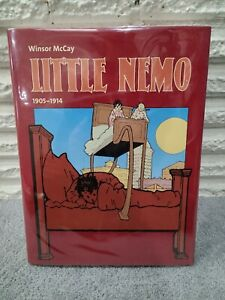 Little Nemo 1905-1914 Winsor McCay Evergreen Hardcover Slumberland