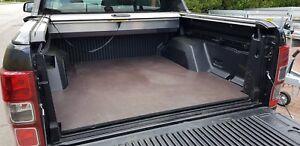 Bodenplatte 18 mm Siebdrucksperrholz wasserfest für Ford Ranger Doppelkabine
