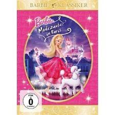 BARBIE - MODEZAUBER IN PARIS -  DVD NEUWARE (REGIE:WILLIAM LAU)