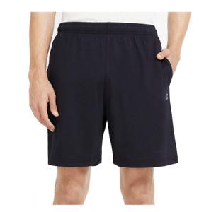 Champion Men's C Logo Jersey Shorts Oxford Navy