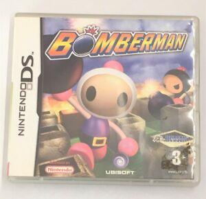 Bomberman PAL For Nintendo DS/2DS/3DS Warranty+Free Postage AUS SELLER
