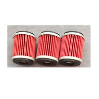 3 Oil Filter HF140 For Yamaha YZ250F YZ450F 5D3-13440-01 Husqvarna 8000H4235