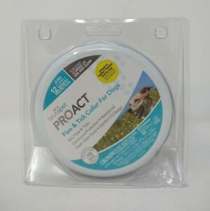 ProAct Flea & Tick Collar Dogs, 2 collars, #0225