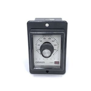 Omron STP-MYD-AD-UA 180 Second (3 Minute) Timer 120 Volt 8-Pin