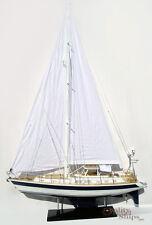 Hallberg Rassy 62 Modern Yacht Model Display Ready