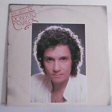 "33T Roberto CARLOS Disque LP 12"" THE BEST OF -  CBS 83697 Frais Reduit RARE"
