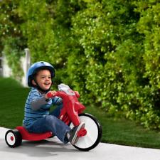 BIKE KIDS TRICYCLE TODDLER Outdoor Ride On Toy Children 3 Wheels Big Flyer Trike