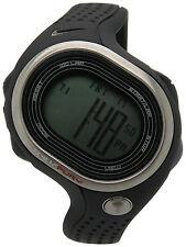 Nike Triax Fury 100 WR0139 001 Black Digital Chronograph Mens Sport Watch