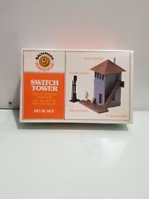 Bachmann Plasticville   HO Switch Tower #2632