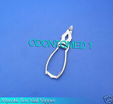 "6 Piece Mycotic Toe Nail Nipper 6"" Podiatry Dermatology Instruments & Veterinary"