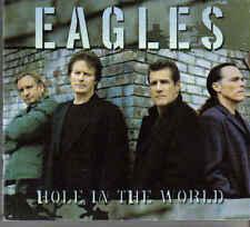 Eagles-Hole In the World Promo cd single digipack