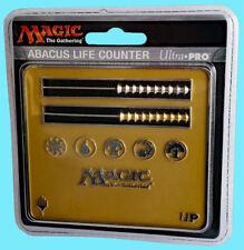 ULTRA PRO MTG ABACUS GOLD LIFE COUNTER NEW Magic The Gathering 5 Mana Symbol