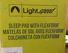 Lightspeed Sleep Pad With Flexform