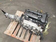 NISSAN 240SX SR20DET S14 ENGINE TRANSMISSION TURBO GT28 CLEAN MOTOR S14 KOUKI