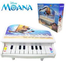 DISNEY MOANA KIDS CHILD ELECTRONIC PIANO KEYBOARD ORGAN EDUCATIONAL MUSICAL TOY