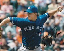 Aaron Loup TORONTO BLUE JAYS Autographed 8x10 Photo A