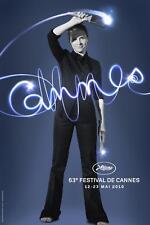 FESTIVAL DE CANNES 2010 Affiche Cinéma 160x120 Movie Poster JULIETTE BINOCHE