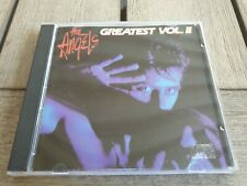CD THE ANGELS - Greatest Hits Volume 2 (Rare Australian 70's 80's Rock 1985)