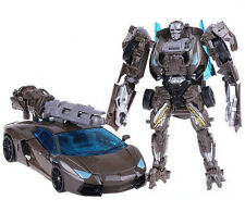 Free Shipping KKB Transformers 4 Age of Extinction Lockdown 8 inches New in Box