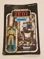 At-St Driver Star Wars Return of the Jedi Kenner Unpunched 1983 New Rare