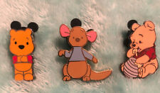 Walt Disney Trading Pins Winnie the Pooh BABY Roo Honey Pot Simple Series Lot 3