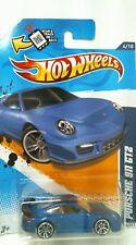 2012 Hot Wheels 124/247 All Stars Porsche 911 GT2