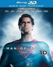 Man of Steel 3D (Blu-ray 3D)