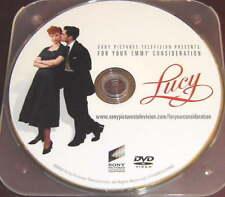 """LUCY"" Rare 2003 Movie DVD, RACHEL YORK & DANIEL PINO - Lucille Ball CBS, 2 HRS."