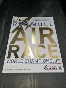 2018 Red Bull Air Race World Championship Magazine
