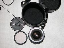 ASAHI  PENTEX LENS 1:3.5 F 28mm WIDEANGLE