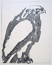 "PABLO PICASSO Original 1941-42 Aquatint and Etching - ""L'Aigle blanc"""