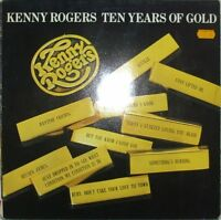 LP Kenny Rogers - Ten Years of Gold