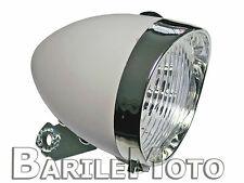 Fanale / Faro / Luce Anteriore Bianco 3 LED Bici Sport - City Bike - Fixed