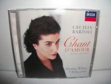 Decca 452 667-2 Cecilia Bartoli Chant D'Amour Myung-Whun Chung Piano