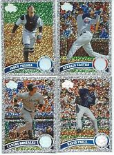 Complete Your 2011 Topps Diamond Anniversary Silver Set inc. Updates U PICK 10