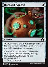 MTG Magic SOI - (x4) Explosive Apparatus/Dispositif explosif, French/VF