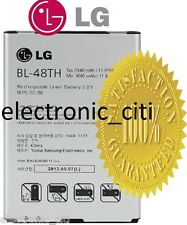 Original LG BL-48TH E940 E977 F-240K F-240S Optimus G Pro E980 Battery