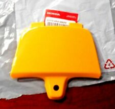 HONDA TRX 500 FOREMAN,RUBICON YELLOW FRONT FENDER RADIATOR CAP ACCESS COVER