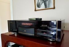 TOP OF THE RANGE   Pioneer PD-75 Elite Reference CD Player  Stable Platter