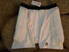 Adidas Techfit Mens Baseball Softball White Padded Sliding Shorts Size 5XL NWT