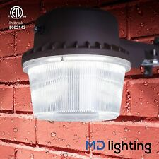 Outdoor LED Barn Light w/Dusk-to-Dawn Photocell - Weather-Proof 5-Year Warranty
