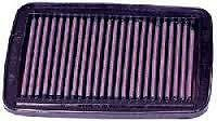 K&N AIR FILTER FOR SUZUKI GSF1200 BANDIT BANDIT S 2001-2005 SU-6000