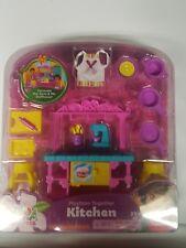 NEW Dora Playtime Together dollhouse Lights & Sounds DORA'S kitchen