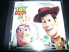 Toy Story 2 Original Walt Disney Soundtrack CD (Randy Newman) – Like New
