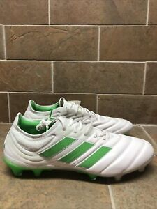 adidas Mens Copa 19.1 FG Size 11.5 US Firm Ground Soccer Cleat BB9186