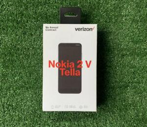 Nokia 2 V Tella TA-1221 - 16GB - Blue (Verizon) (Single SIM)