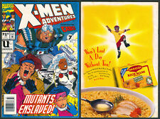1993 Philippines X-MEN ADVENTURES KOMIKS Mutants Enslaved Vol.1 No. 7 Comics