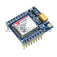 GSM SIM800C GPRS Module 5V/3.3V TTL STM32 C51 with Bluetooth and TTS for Arduino