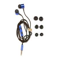 Universal  3.5mm Piston In-Ear Stereo Earbuds Earphone Headset Headphone