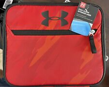 New listing Under Armour Insulated Red Lunch Cooler Tote Interior Liner New With Tags